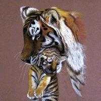 Mamá tigre