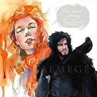 You know nothing, Jon Snow