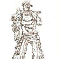 Mecanico Steam-punk