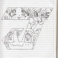 Dibujo de Saber Marionetta j