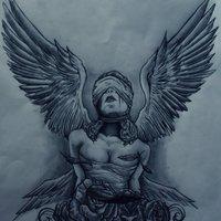 ángel ciego