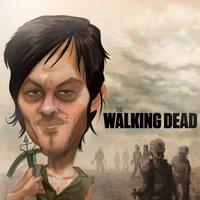 THE WALKING DEAD: DARYL