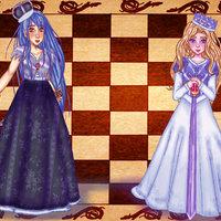 Reinas del ajedrez