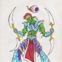 demonio guardian