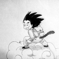 Goku!!!