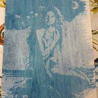 Beautiful Mermaid Mom