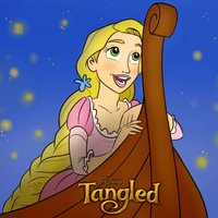 Enredados Rapunzel.