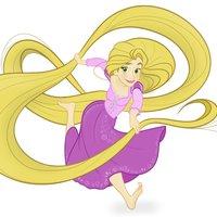 Rapunzel - Tangled.