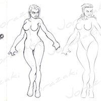 Chica Guerrera V 0.0 (Warrior Girl V 0.0)
