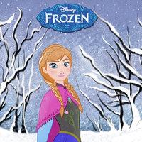 Anna, personaje de Frozen, Disney.
