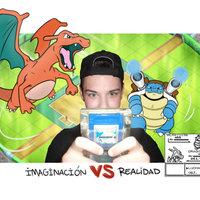 Pokémon, Imaginación VS Realidad.