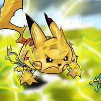 Pikachu.... creo