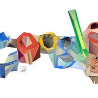 Doodle de google versión Picasso y el cubismo