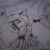 El poderoso Zeus
