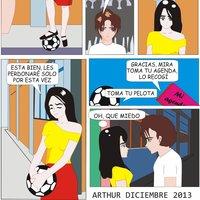 Comic - Cuarto de secundaria Pag 02
