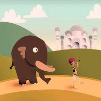 Punjab, el elefante aventurero
