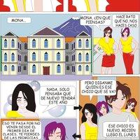 Comic - Cuarto  de secundaria Pag 03