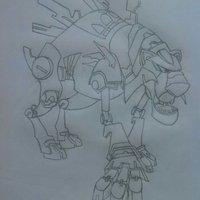 tigre robot