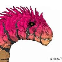 Allosaurus Amplexus