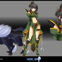Xiulan concept