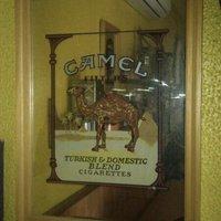 Camel (dibujo en espejo)