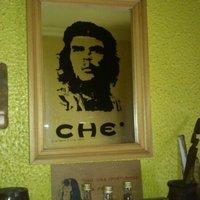 Che (dibujo en espejo)