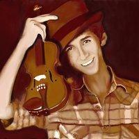 el chico del violin