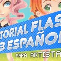 TUTORIAL - Orientación Flash cs3 en español para artistas