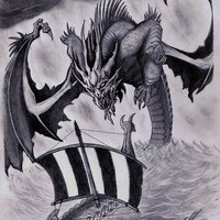 Jörmundgander - Serpiente de Midgard