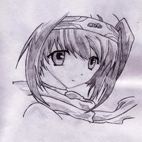 Chica Anime