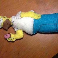 Homer Simpson para el día del padre :)