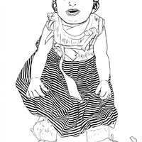 Ilustracion Bebe