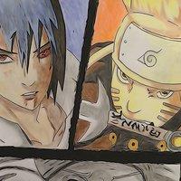 Naruto & Sasuke vs Madara