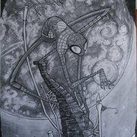 spiderman (fan art)