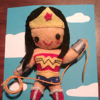 Broche Wonder Woman