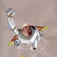 Buzz lightyear (versión Guerra Fría)