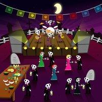 Los Muertos Band / Día de Muertos