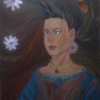 Dama del viento