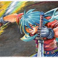 manga hero