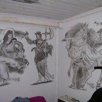 pared mi habitacion 1