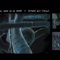Fight Club, estudios de color y composición en los títulos de apertura