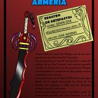 Espada demoniaca - Demon Soul