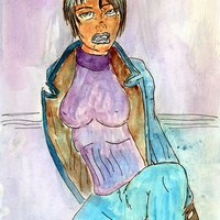 Chica de SinCity.