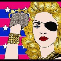 Madonna by huma 3018