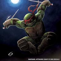¡Rafael ataca!_ por Gad