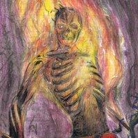 boceto:heart on fire
