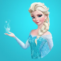 Disney's Frozen - Illustration of Elsa by pakortiz