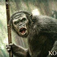 Koba - El amanecer del Planeta de los Simios