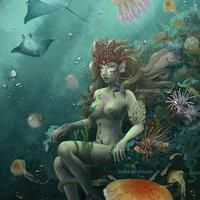 Ocean (Bad) Queen - Poison
