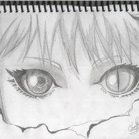 Clare eyes